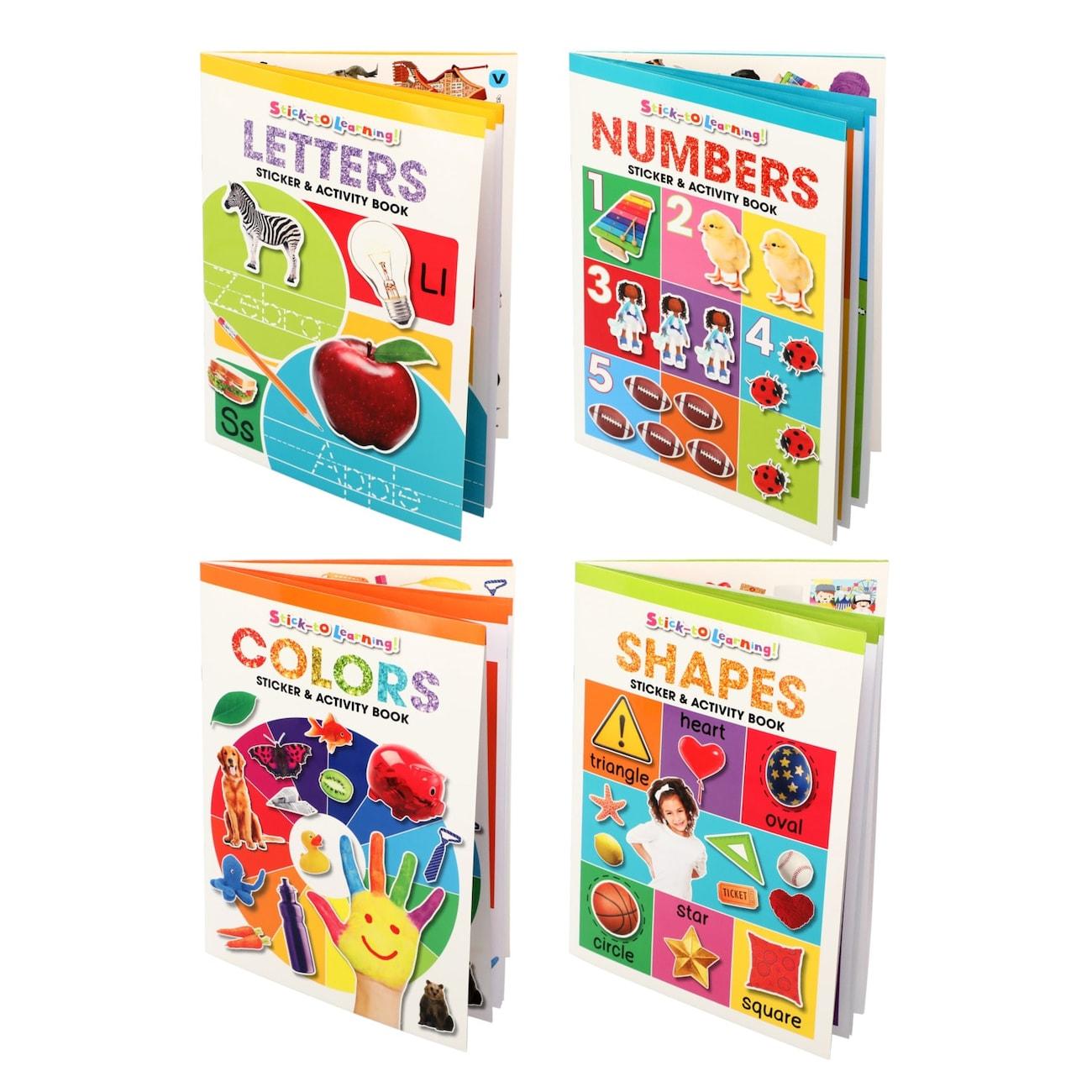 Kids Sticker Book Dollar Tree Inc Activity Books My Pretty Pink First Of Stickers