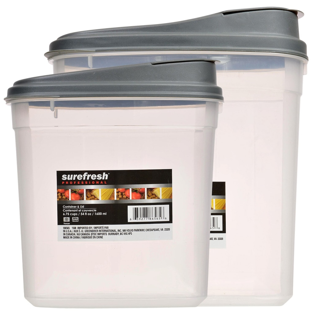 Plastic Containers Dollar Tree Inc