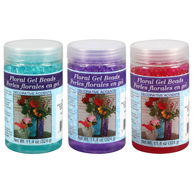 9a5e2829a DollarTree.com | Bulk Colorful Scented Gel Beads, 11.4 oz. Containers