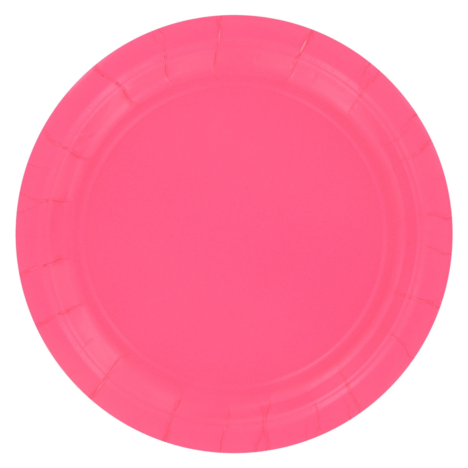 Napkins And Premium Quality Plasticware First Communion Party Supplies Girl Pink Theme With Bright Pink Accents Serves 18 Guests And Includes Extra Large Dinner or Luncheon Plates Dessert Plates