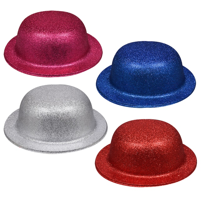 13768ef3d0bd7 View Plastic Glittery Party Hats