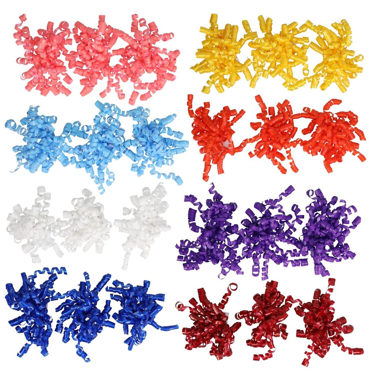 Dollartree Gift Wrap Ribbon Bows