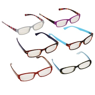 161673bea09 View Stylish Reading Glasses with +2.50