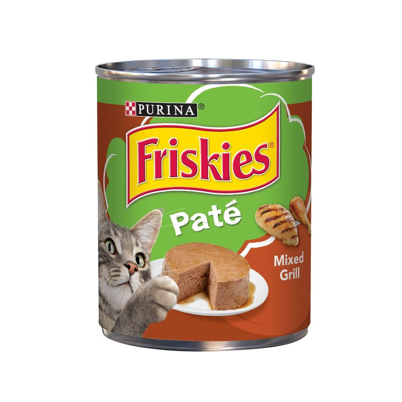 Dollartreecom Bulk Purina Friskies Mixed Grill Pate Canned Cat