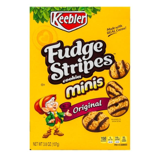 View Keebler Mini Fudge Stripe Cookies
