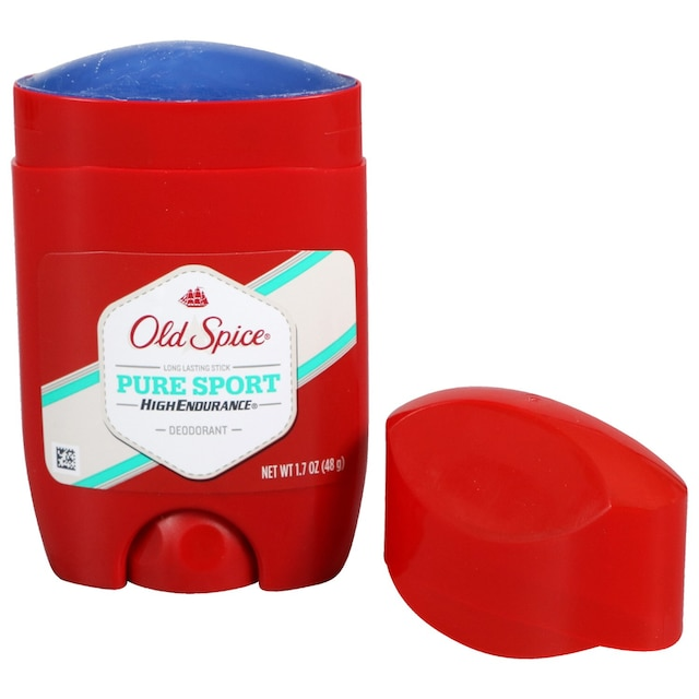 Old Spice High Endurance Pure Sport Scented Deodorant, 1 7 oz