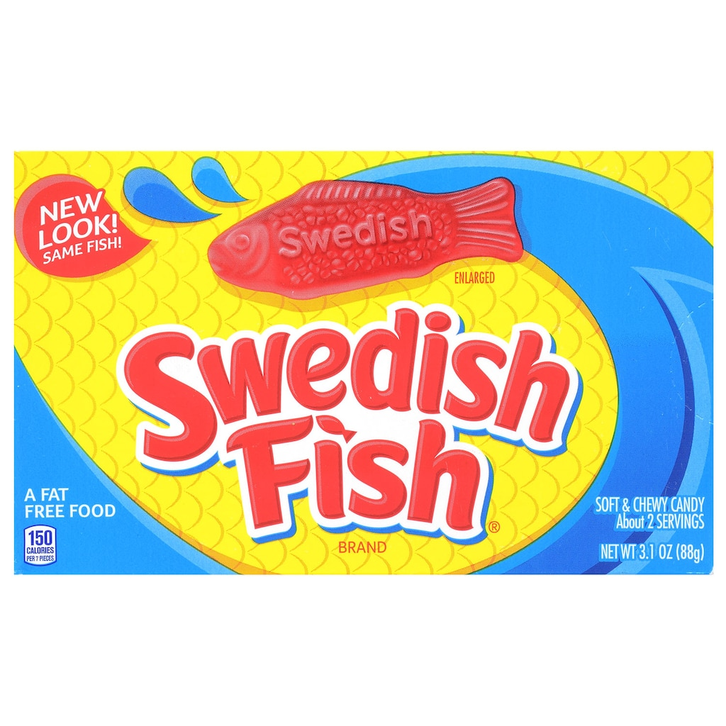 60b2cad62b3d Display product reviews for Swedish Fish Chewy Candy