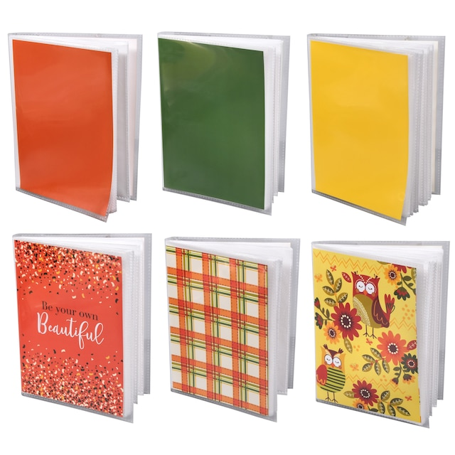 Special Moments Stylish 48 Pocket Photo Albums, 4x6 in