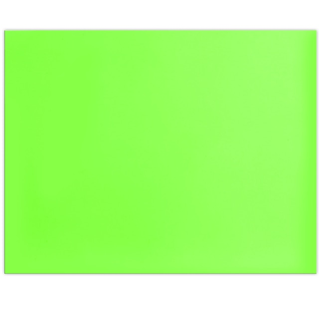 Neon Green Poster Boards 22x28
