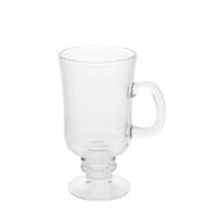 Bulk Clear Gl Irish Coffee Mugs 8