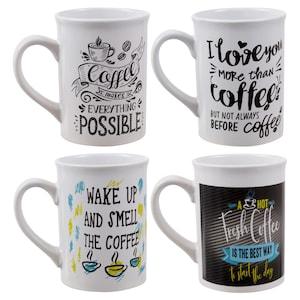 111179 Modern Ceramic Mugs 15 Oz