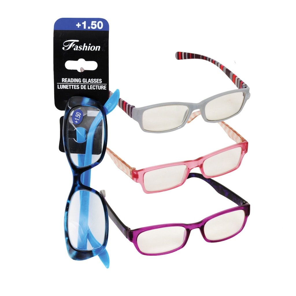 9d68035f377 Display product reviews for Stylish Reading Glasses with +1.50 Diopter