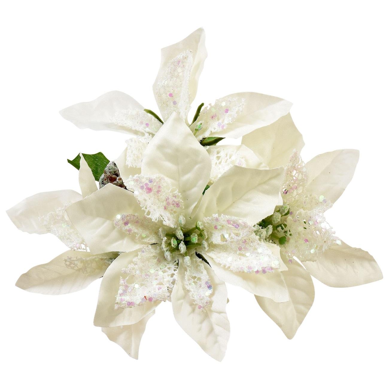 White Flowers Dollar Tree Inc