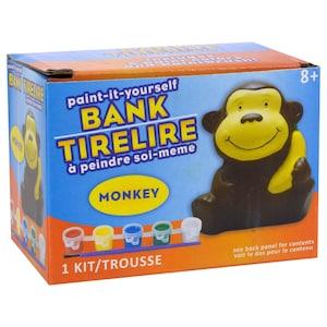 Dollartree Com Bulk Paint It Yourself Bank Craft Kits