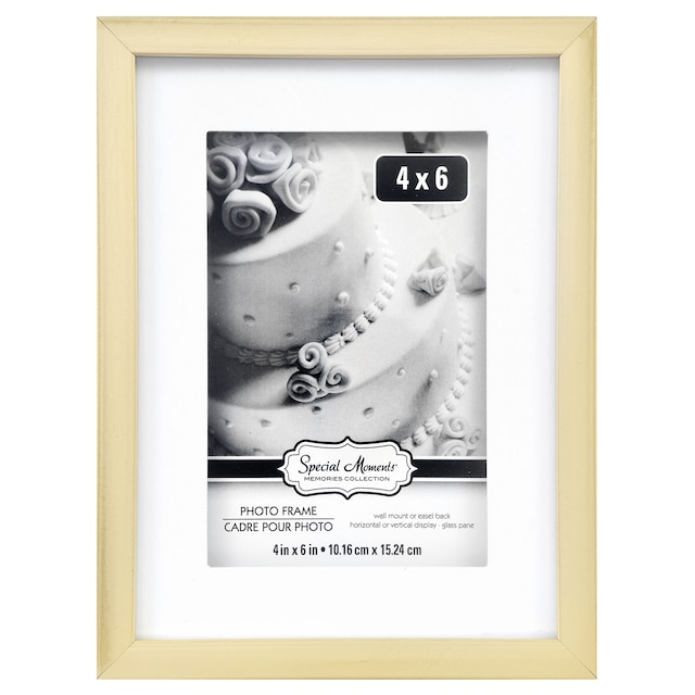 Dollartreecom Bulk Bulk Special Moments Two Tone Matted Gold