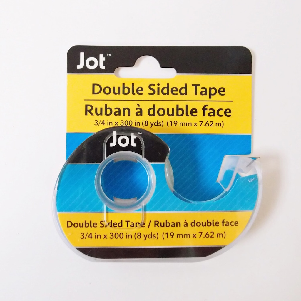 Tape Dollar Tree Inc Barricade Police Line 2 Inch X 300 M Jot Clear Double Sided
