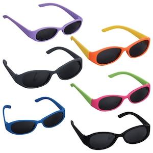80f98e1315f View Kids Colored and Bendable Sunglasses