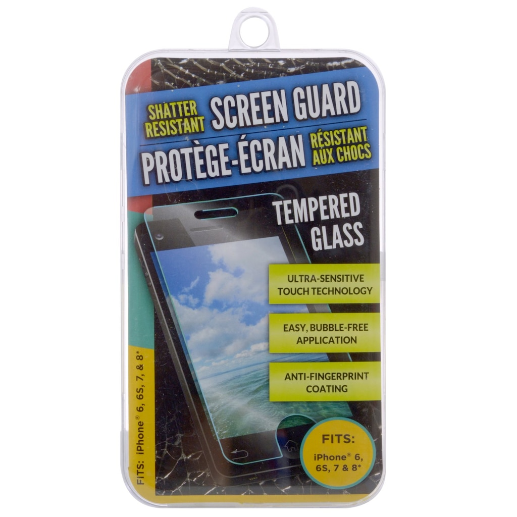 Shatter-Resistant Smartphone Glass Screen Guards