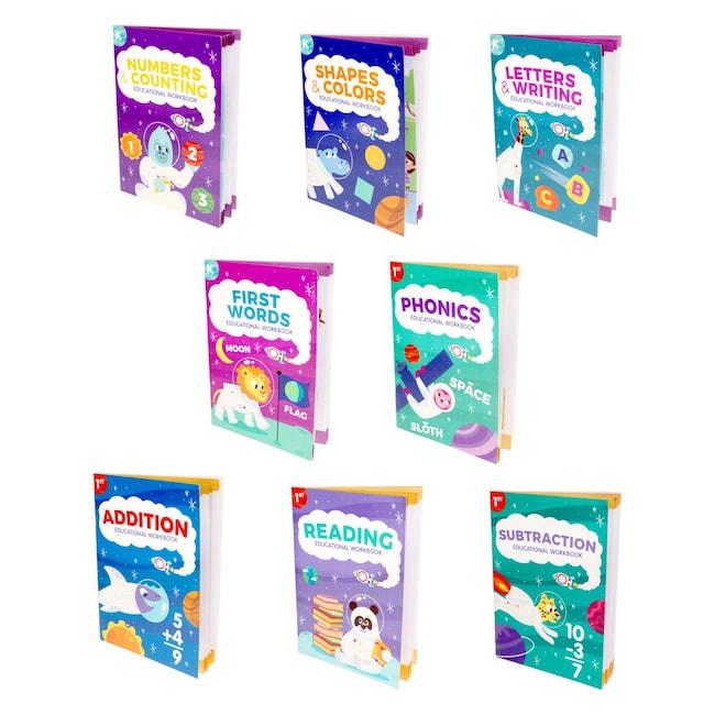 DollarTree.com | Bulk Kindergarten & First Grade Educational ...