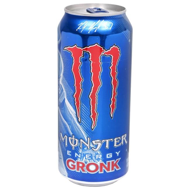 Monster Energy Gronk Energy Drinks 16 9 Oz