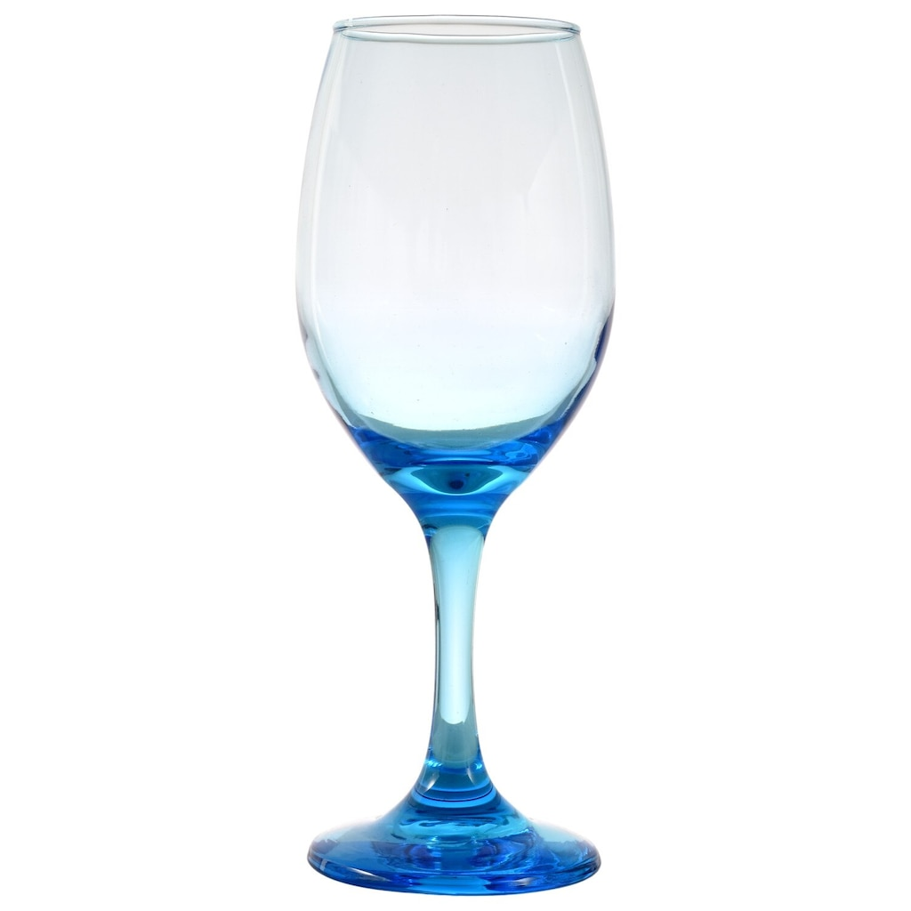 Sky Blue Rioja Wine Gles 13 Oz