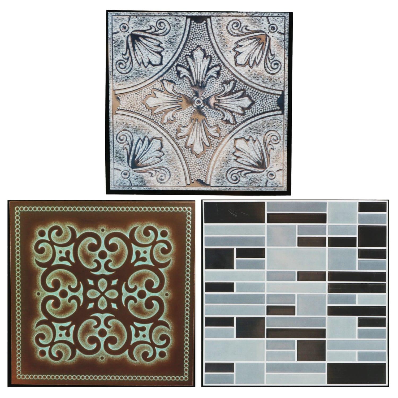 Faux Wall Tiles