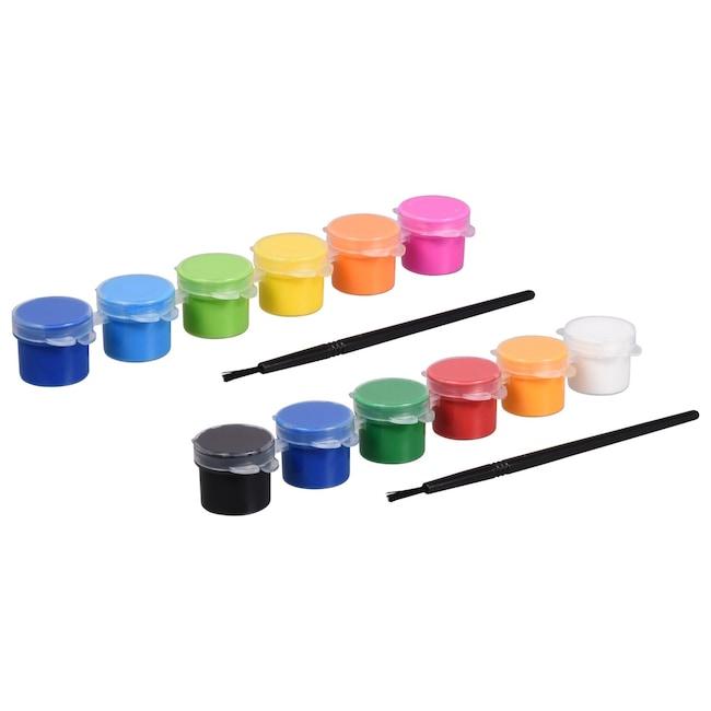 Jot 6 Color Paint Palettes