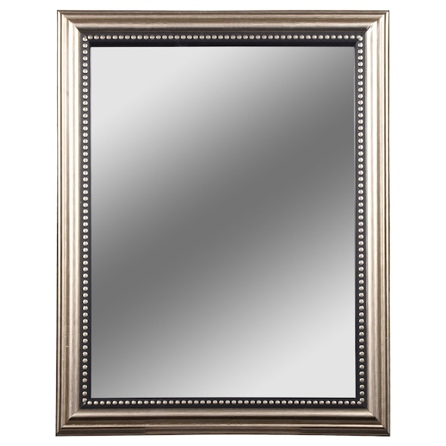 DollarTree.com | Accent Mirrors with Silver Plastic Frames, 8x10 in.