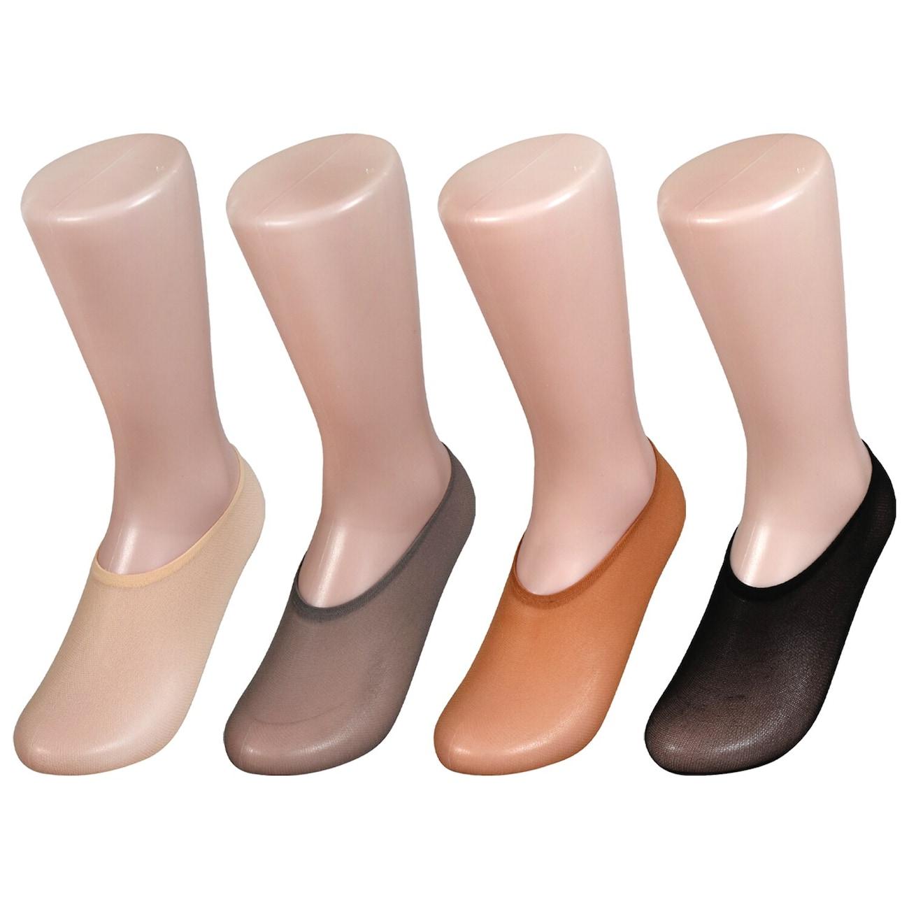 ef933feb9 Chatties Ladies  size 9-11 No-Show Liner Socks