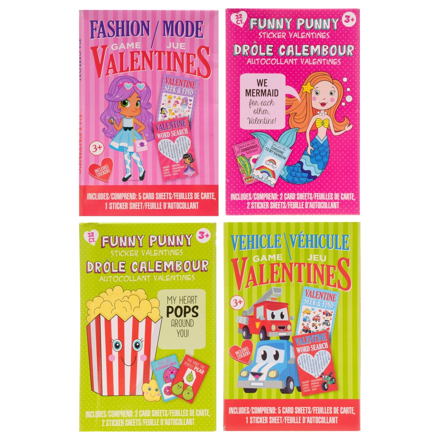 Dollartree Com Bulk Children S Boxed Valentine S Day Cards
