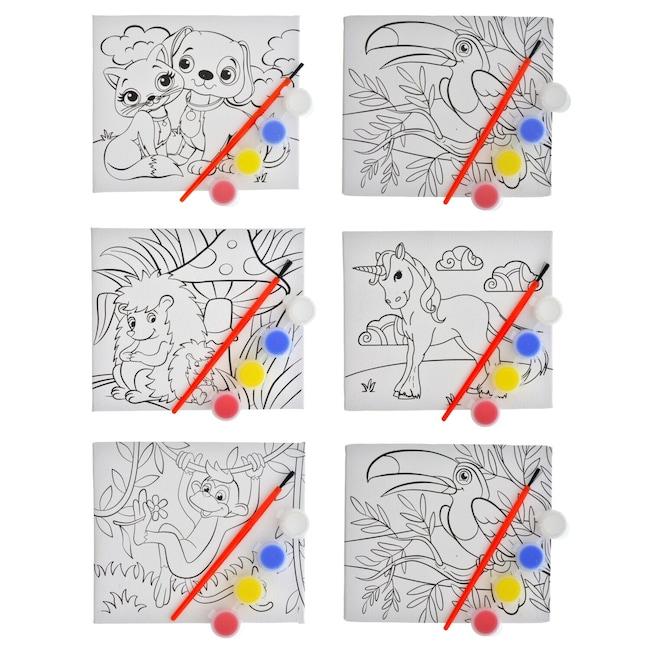 DollarTree.com | Bulk Crayola Canvas Creations Paint Sets