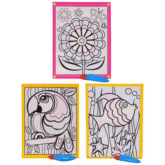 Creative Kids Water-N-Color Art Kits