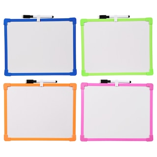 Colorful Dry Erase Boards