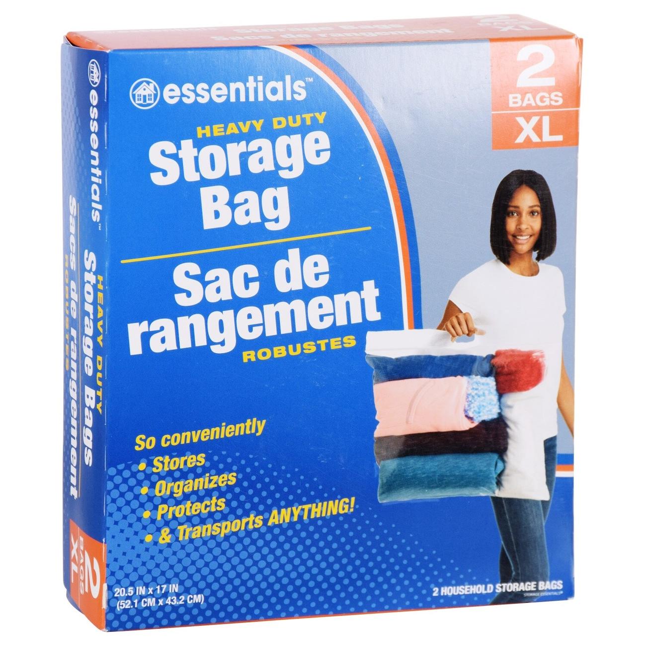 Essentials Storage Bag Dollar Tree Inc