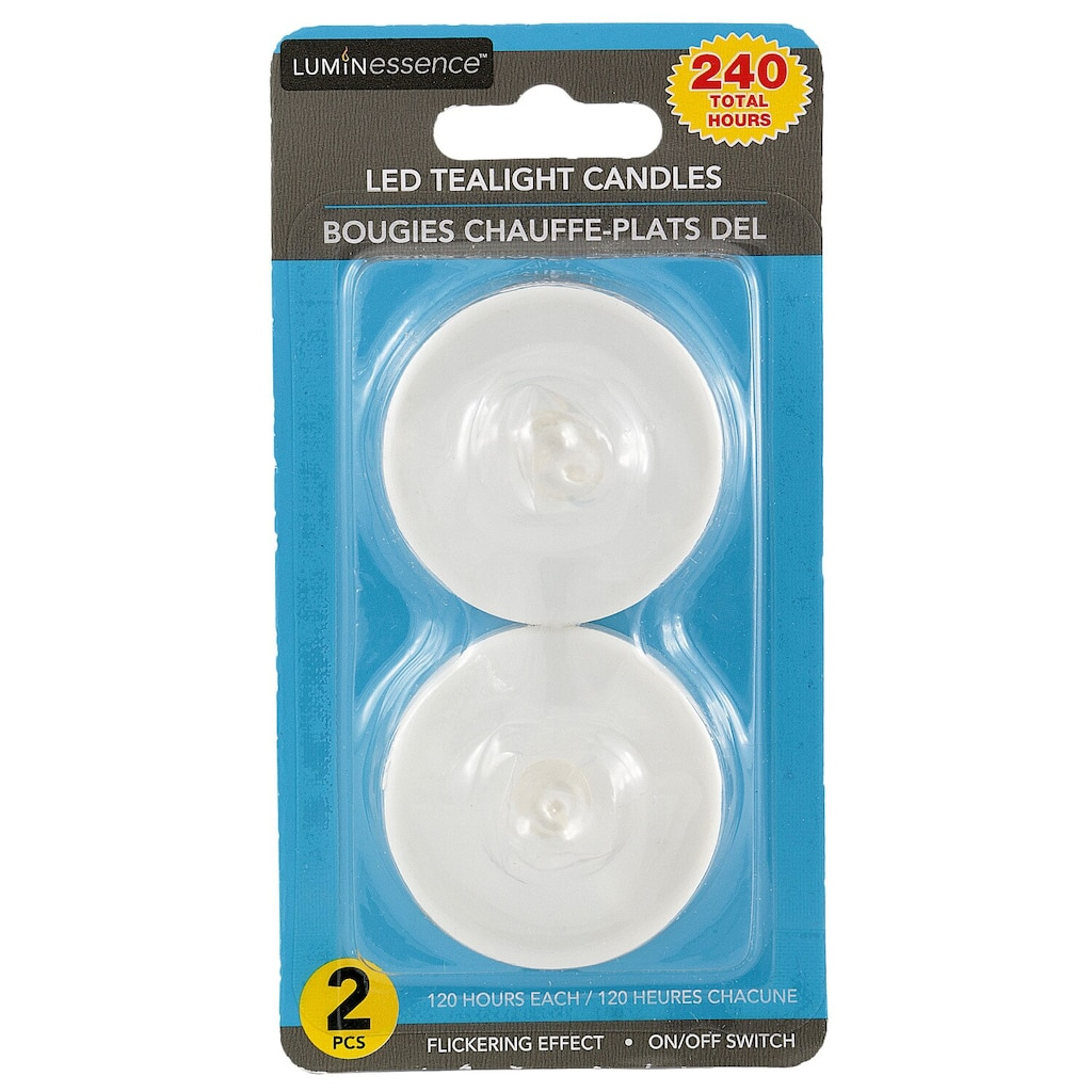 Led Lights Dollar Tree Inc In Addition Electronic Candle Circuits Further Simple Circuit Luminessence Tealight Candles 2 Ct Packs
