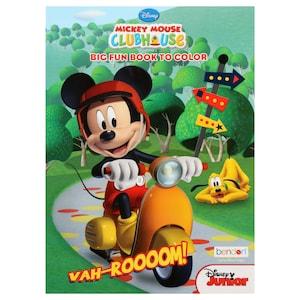 Bendon Mickey Mouse Big Fun Coloring Books