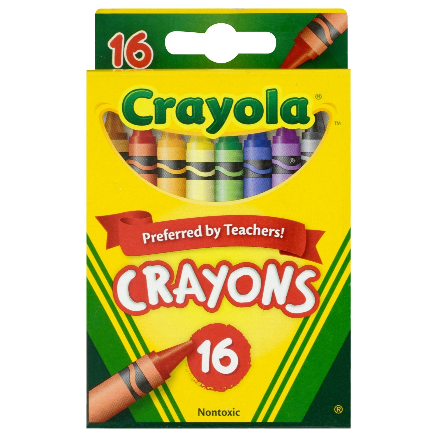 View Crayola Classic Crayons, 16-ct. Packs