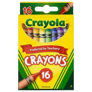 212220 Crayola Clic Crayons 16 Ct Packs