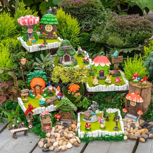 Fairy Gardens, 31-pc. Sets