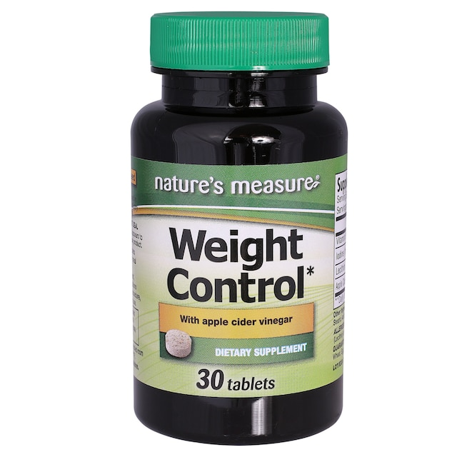 Nature S Measure Weight Loss Tablets 30 Ct Bottles