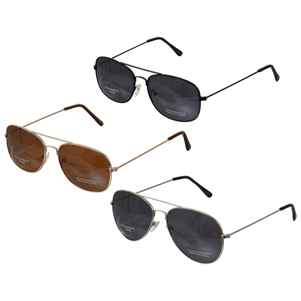 654c388ab08 Aviator Sunglasses with Wire Frames