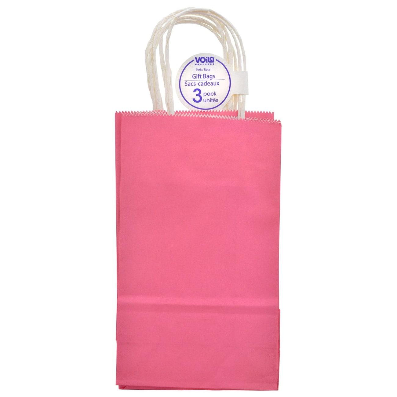 Pink Gift Bags - Dollar Tree, Inc.