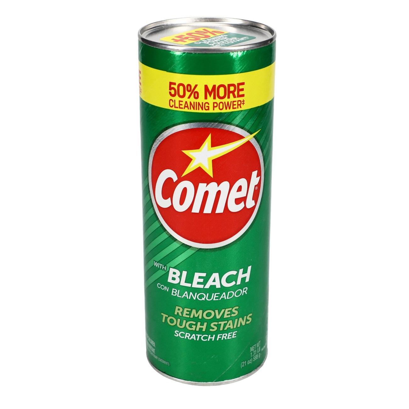 Comet Disinfectant Cleaners, 25 oz  Bonus Containers
