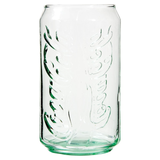 7cecac0542170 View Coca-Cola Can-Shaped Green Glass Beverage
