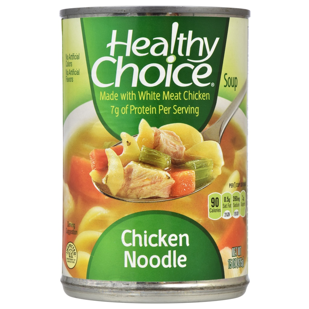 8f9733863 Healthy Choice Chicken Noodle Soup