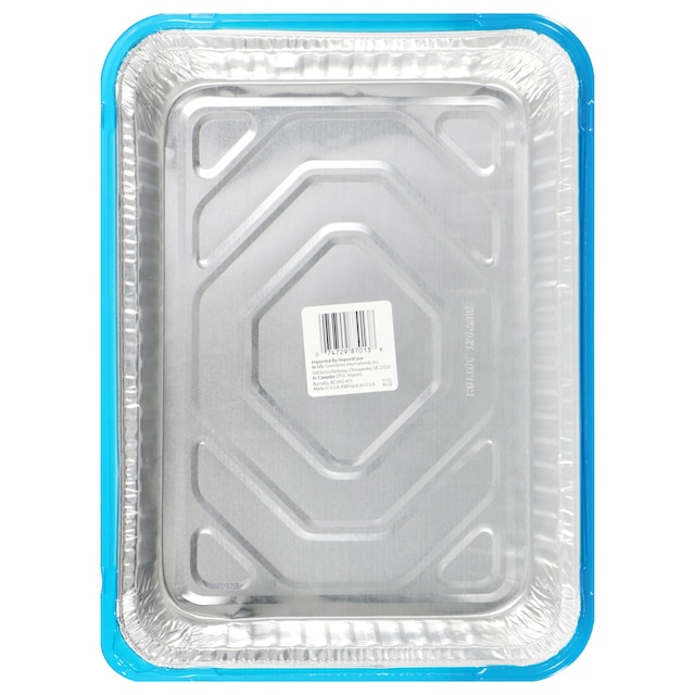 View Foil Cake Pans With Blue