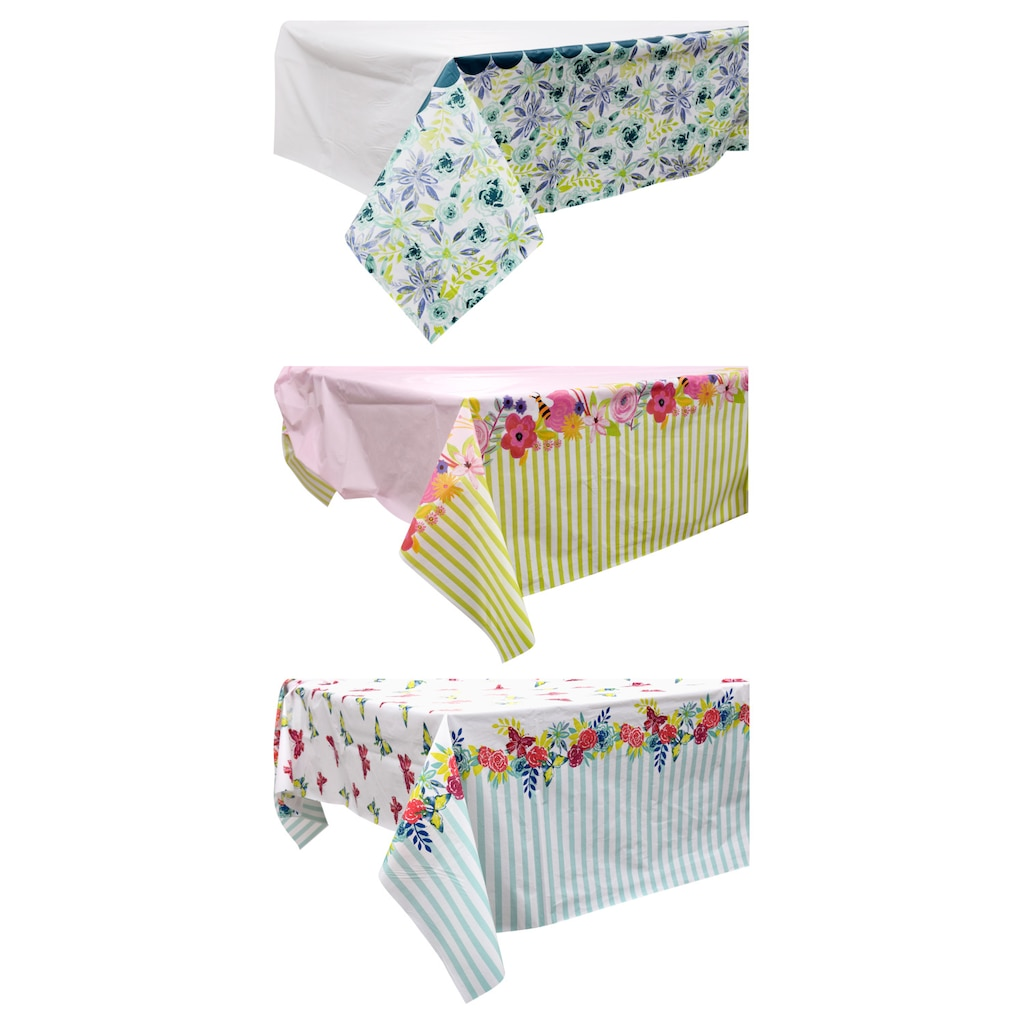 Plastic Table Covers Dollar Tree Inc
