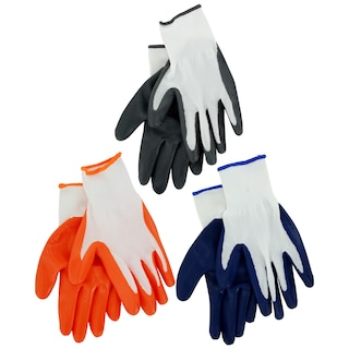 Peachy Tool Bench Hardware Nitrile Coated Garden Gloves Pdpeps Interior Chair Design Pdpepsorg