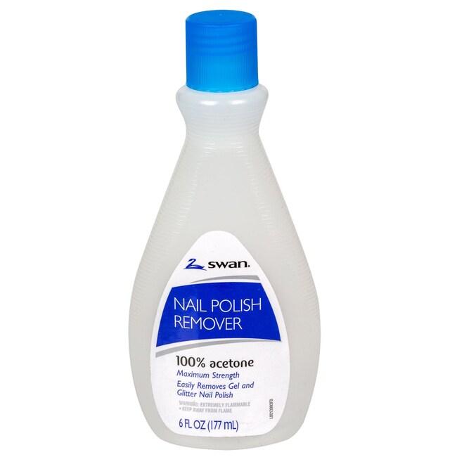 Swan Maximum Strength Acetone Nail Polish Remover