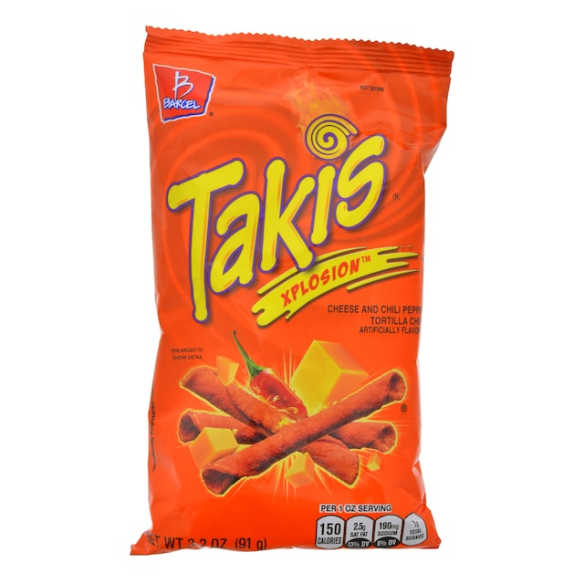 dollartree com takis xplosion tortilla chips 3 2 oz bags